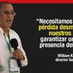 HAY GRANDEZA EN EL IIAP, WILLIAN KLINGER