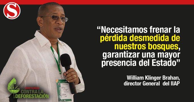 Willian Klinger, Cientista del Pacifico en IIAP.